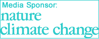 nature climate change media sponsor logo